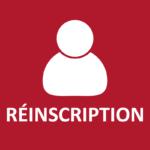 Réinscription
